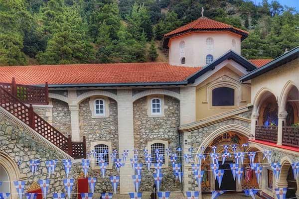 Crowne-Plaza-Limassol-Beach-Hotel-Cyprus-Tours-Kykkos-Monastery
