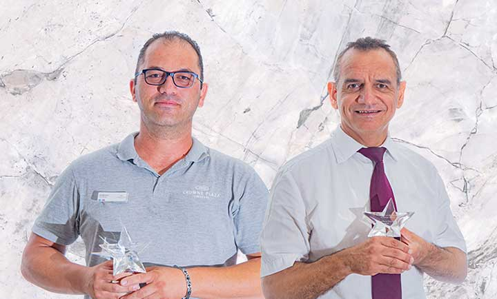 Crowne Plaza Limassol Business Hotel City Centre Award Winning Team