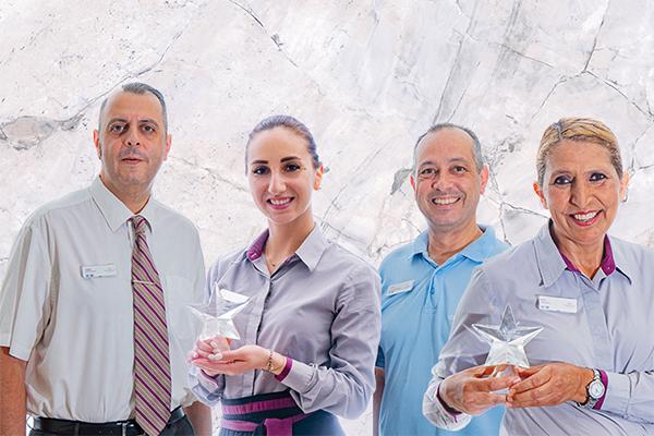 Crowne-Plaza-Limassol-Hotel-Award-Winning-Team-